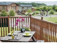 Luxury Lodges For Sale from £49,995 on 12 Month Park with £1,800 Annual Pitch Fees