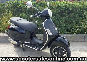 2007 GTS 250ie Vespa Scooter Smithfield Parramatta Area Preview