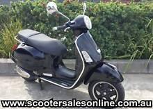 2007 GTS 250ie Vespa Scooter Smithfield Parramatta Area Preview