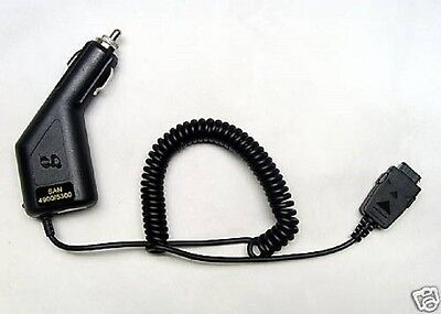 Lot Of 100 Car Charger For Sanyo 4900 6600 6650 8100 7500...