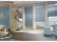 200+ new venetian blinds joblot 140-180cm,white, cream, gold, silver B&M make RRP 4k
