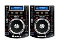 Numark NDX400 Touch-Sensitive MP3/CD/USB Players