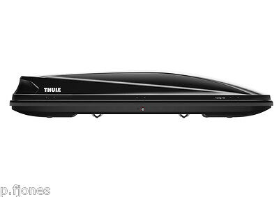 Thule Touring 700 430 Litre Black Glossy Roof Box / Roofbox