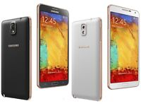 Samsung Galaxy Note 3 BRAND NEW IN BOX in Black and White colour