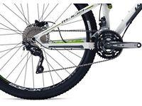 WHYTE M109 full suspension bike FOR SALE!