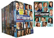 Greys Anatomy Season 1-6