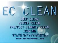 CLEANING SERVICES *OFFERS AVAILABLE* 10 P/HR