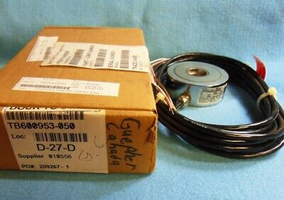 Mettler Toledo Inc. Load Cell Tb600953-050 Rlc 2000kg Output 2 61037137