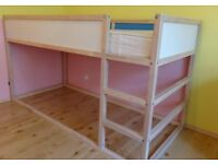 Ikea Kura bunk bed USED