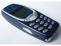Genuine Nokia 3310 Unlocked
