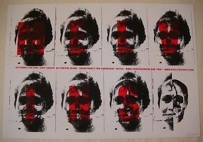2004 The Melvins - St. Petersburg Silkscreen Concert Poster S/N by Decoder Ring