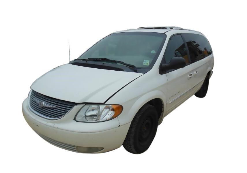Chrysler Voyager – auch auf Reisen Platz und Komfort für die große Familie