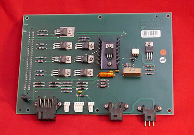 Roche Cobas Chemistry Mira Plus Power Temp Card Pcb 94-01461 39195 Used