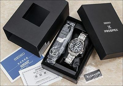 NEW Seiko Marine Master Automatic Professional mm300 JDM Dive Watch SBDX017