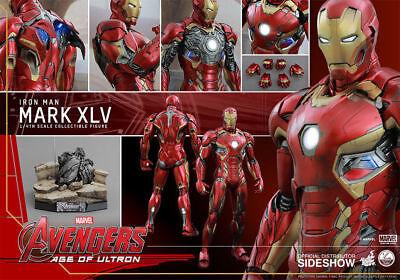 Hot Toys Avengers Age of Ultron QS006 1/4 Iron Man Mark XLV (Mark 45) Best