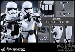 Hot toys Star Wars first order stormtrooper two pack.