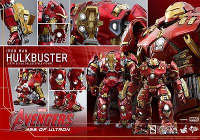 Hot Toys MMS285 1/6 Avengers 2 Age of Ultron Iron Man Hulkbuster BEST PRICE MIB (Avengers 2 Iron Man Suit)