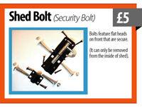 J-bolt for shed £5