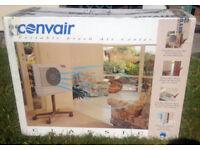 Boxed Convair Classic 800CB Portable Fresh Air Cooler Fan
