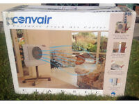 Boxed Convair Classic 800CB Portable Fresh Air Cooler Fan