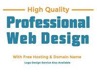 London Web Designer | Affordable, Professional Web & Logo Design