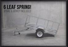 END OF FINANCIAL YEAR SALE!LICENSED 8x5 GALVANIZED BOX TRAILER! Perth Region Preview