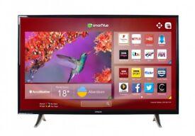Hitachi 43 Inch Full HD Smart LED TV | WiFi | Boxed | Warranty | AS NEW