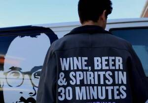 Alcohol Car Delivery Driver Courier - Work when you want!