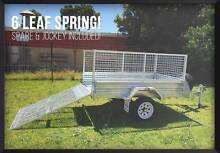 SALE! LICENSED FULLY GALVANIZED RAMP 7x4 BOX TRAILER O'Connor Fremantle Area Preview