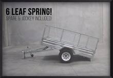 ULTRA LONG DRAWBAR - Gal 8x5 Trailer Full Package Deal! Meadowbrook Logan Area Preview
