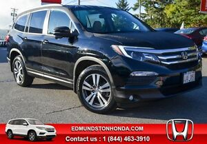 2016 Honda Pilot EX-L Leather Interior, Heated Seats, Rear View