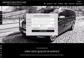 Taxi Booking & Dispatch Software £299 one off payment