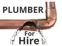 Plumber for emergency repairs, - plumbing work, heating, bathroom installations, leaks sorted fast