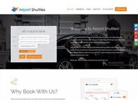 Taxi Booking & Dispatch Software £250 one off, Taxi Website Design