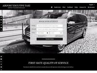 Taxi Booking & Dispatch Software £350 one off payment