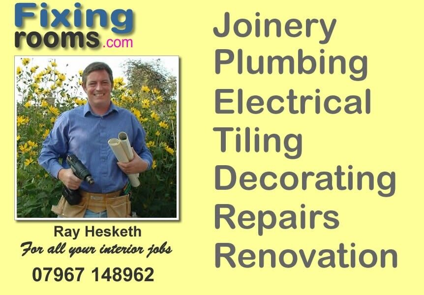 Joiner & Handyman Service also Plumbing & Electrical. Available for small & large Jobs. Good Rates