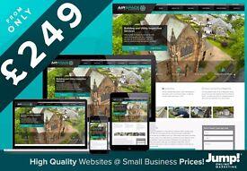 High Quality Website Design from £249 - Experienced Web Designer   SEO   Graphic Design