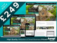 High Quality Website Design from £249 - Experienced Web Designer | SEO | Graphic Design