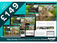 High Quality Website Design from £149 | SEO | Graphic Design | Experienced Web Designers