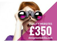 Business Web Design from £350 | Wordpress | Ecommerce | SEO | Logo Design