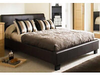 Single/Double/King size Leather Bed 10inch Original Full Orthopedic Mattress- Brand New