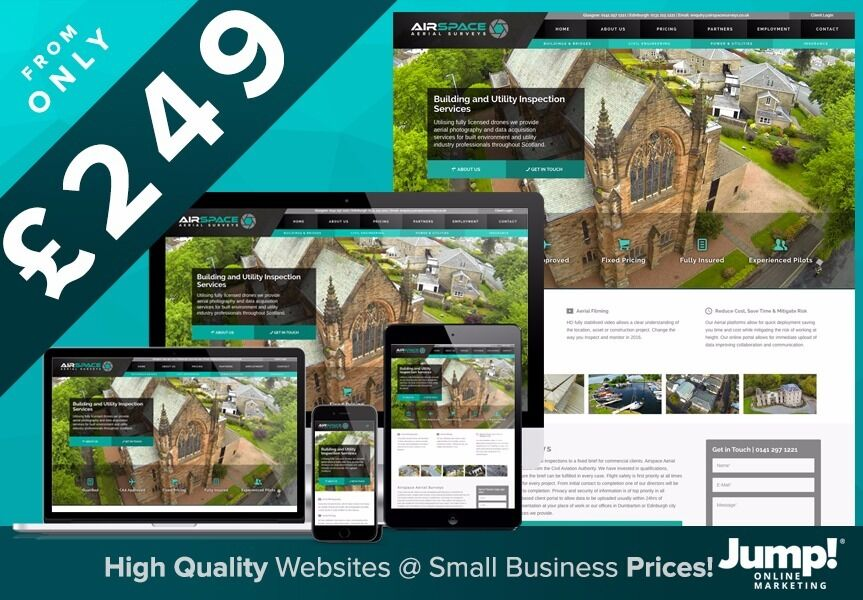 High Quality Website Design from £249 - Experienced Web Designer | SEO | Graphic Design | in Bradford, West Yorkshire | Gumtree