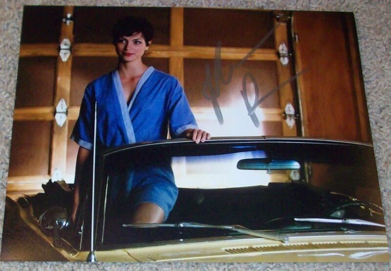 MORENA BACCARIN SIGNED HOMELAND 8x10 PHOTO w/PROOF AUTOGRAPH A JESSICA BRODY