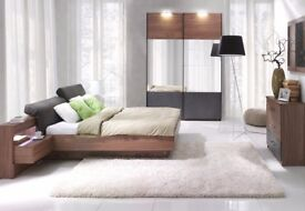 RIMINI - Bedroom furniture set with a king size bed. Delivery available