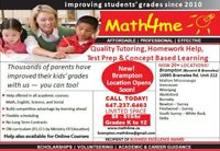 Math Science Tutor