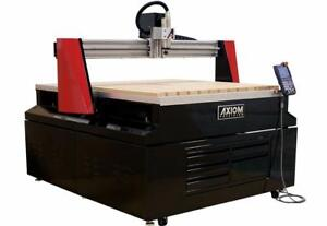 Axiom Autoroute Elite Series CNC machine