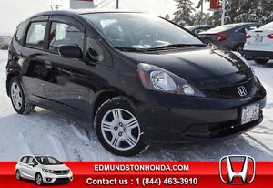 2014 Honda Fit LX Bluetooth, Cruise Control !!