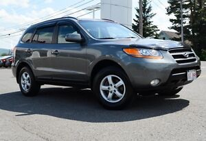 2009 Hyundai SANTA FE GL 3.3L AWD, Heated Seats, USB !!!