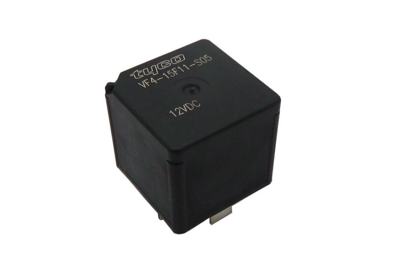 Tyco 12VDC 40A SPDT Automotive Style Power Plug-In Relay VF4-15F11-S05
