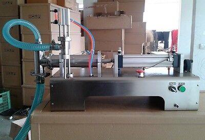 Pneumatic Piston Shampoooilperfume Liquid Bottle Filling Machine900-5000ml